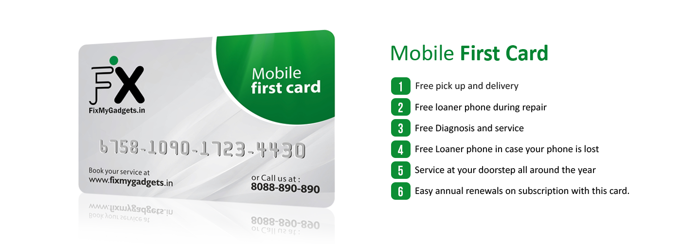 MobileFirst Card