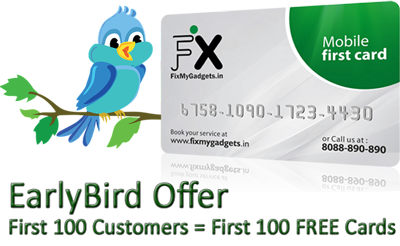 First 100 Registered customers=First 100 Free Cards